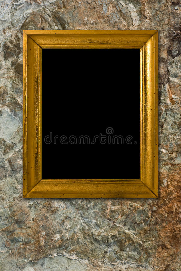 Download Stone Background With Vintage Frame Stock Image - Image: 11343111