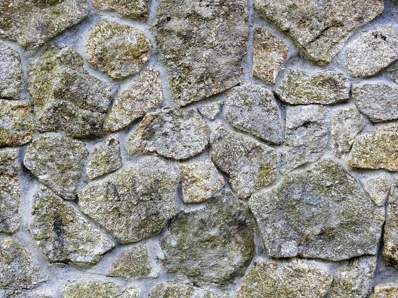 Stone backgrounds . Stone wall. Stone backgrounds textured pattern abstract image. Stone wall royalty free stock images