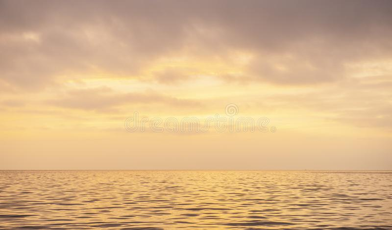 Stone beach sunset meditation tranquillity stock photography