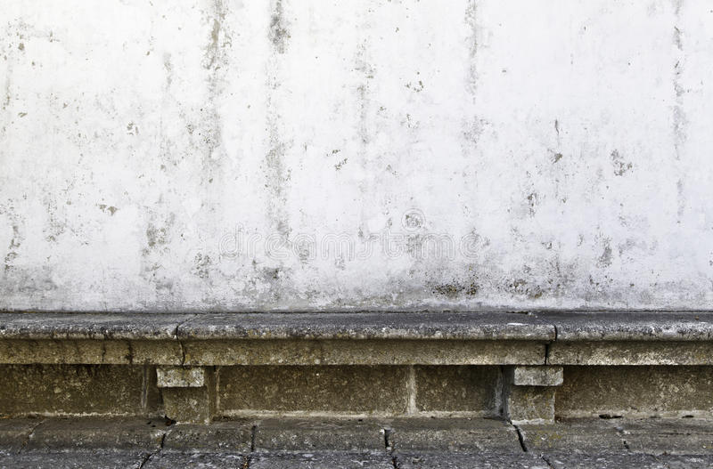 Download Stone bench stock photo. Image of relax, empty, curves - 26205686