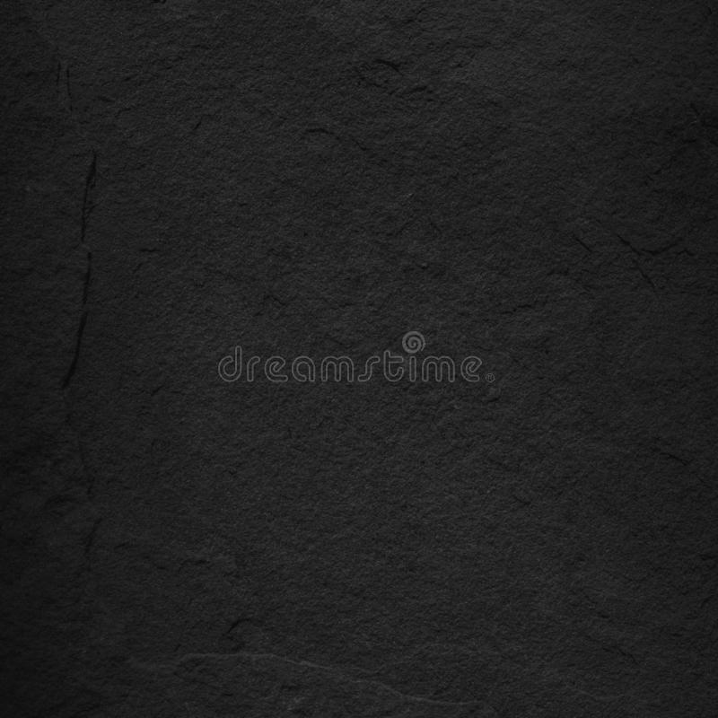 Stone black background texture. Blank for design.  stock image