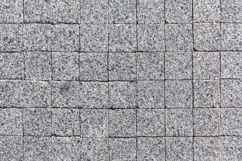 Stone Block Paving Texture Stock Photo Image Of Urban