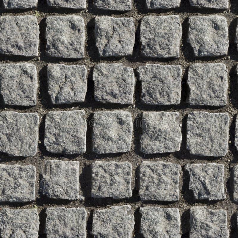 Stone Blocks. Seamless Texture. royalty free stock photography