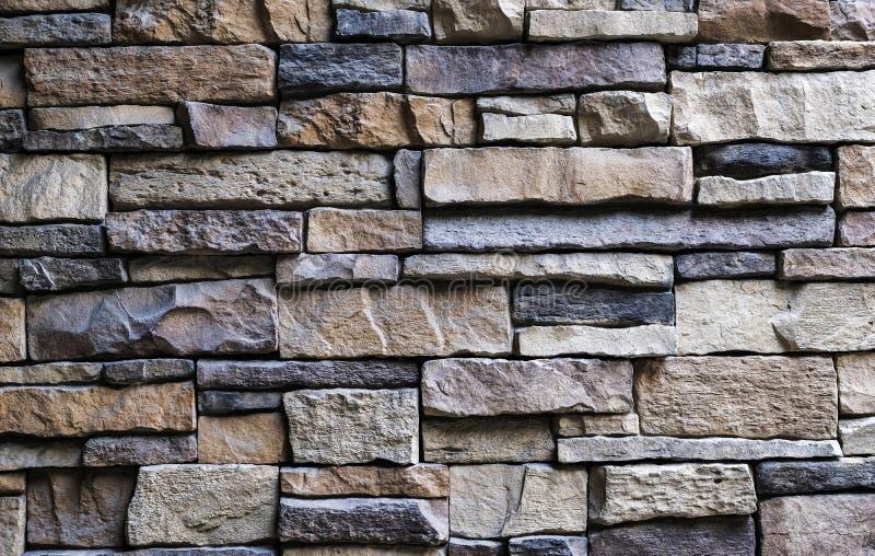 Stone brick texture background stock photos