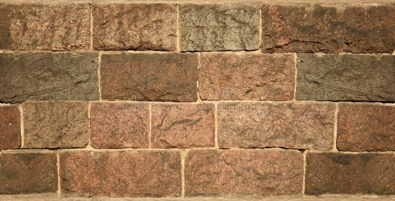 Stone brick texture tile stock image