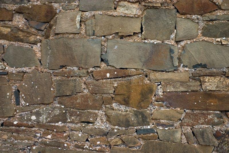 Stone Brick Wall 01 royalty free stock photography