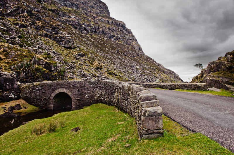 Download Stone Bridge, Ireland Stock Photo - Image: 24448860