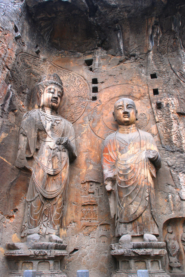 Download The stone Buddhist statue stock photo. Image of culture - 4928990
