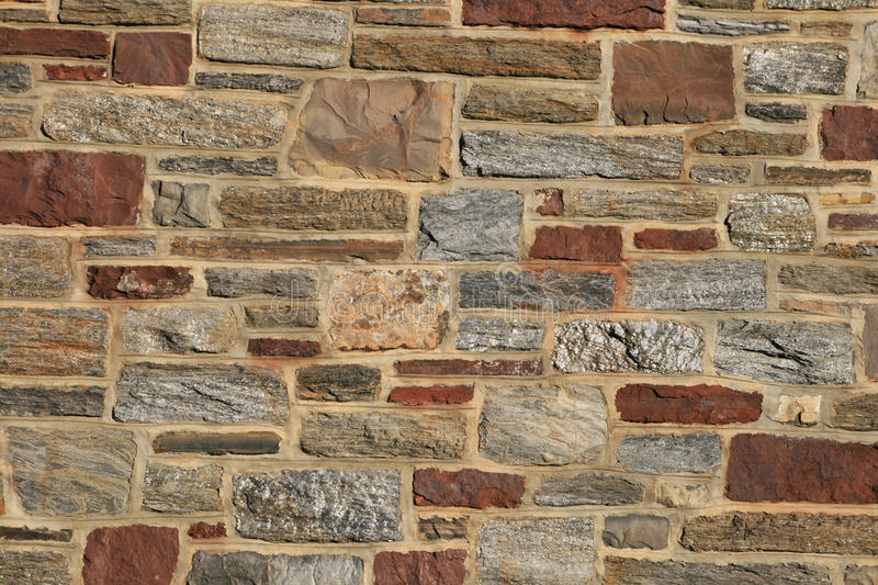 Download Stone building wall stock image. Image of rocks, schist - 14855527