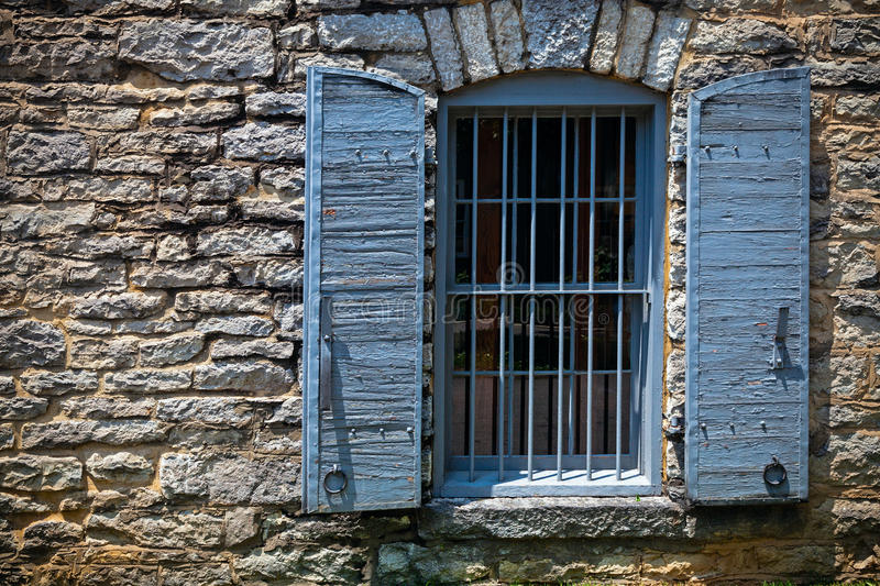 Download Stone Building Window Stock Image - Image: 31056211