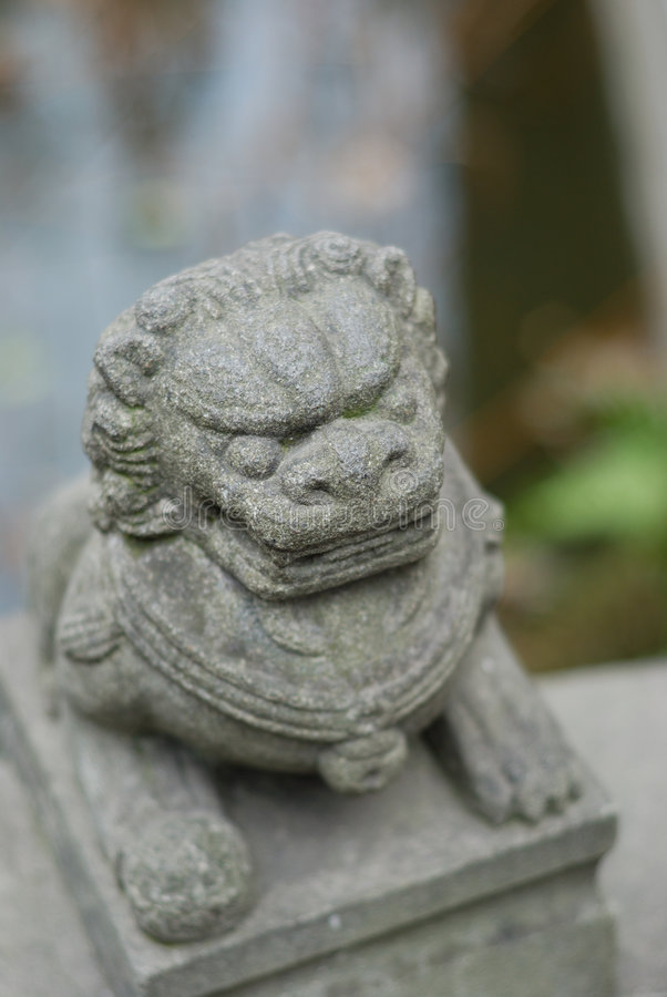 Download Stone carving stock image. Image of animal, statue, careful - 7569405