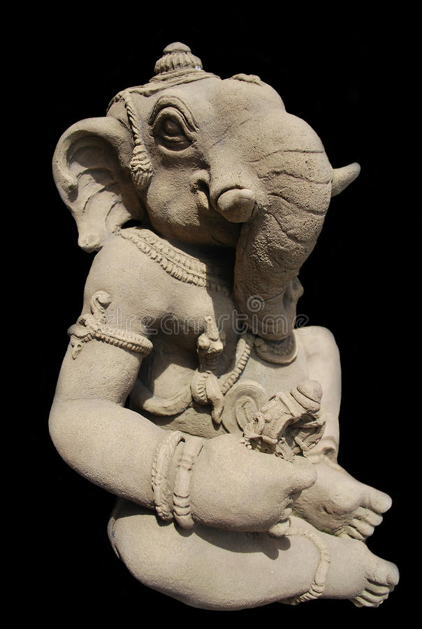 Download Stone carving elephant stock image. Image of statue, india - 11090179