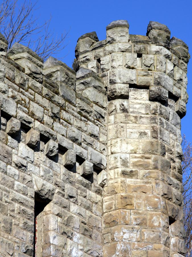 Download Stone Castle Tower stock photo. Image of squire, protection - 4892284