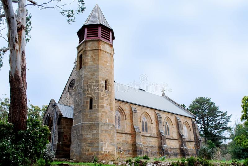 Download Stone Church stock photo. Image of australia, country - 25598484