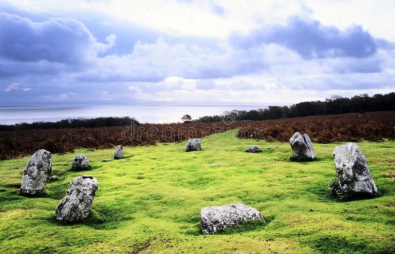 Download Stone Circle Stock Photo - Image: 23460480