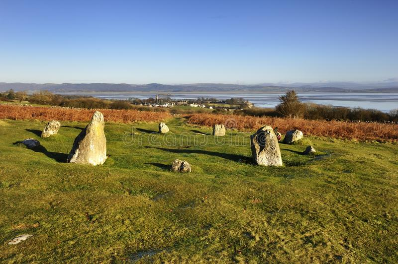 Download Stone Circle stock photo. Image of park, national, standing - 28388690