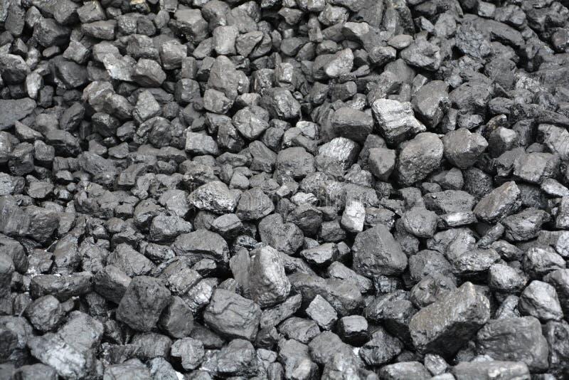Stone coal stock photo