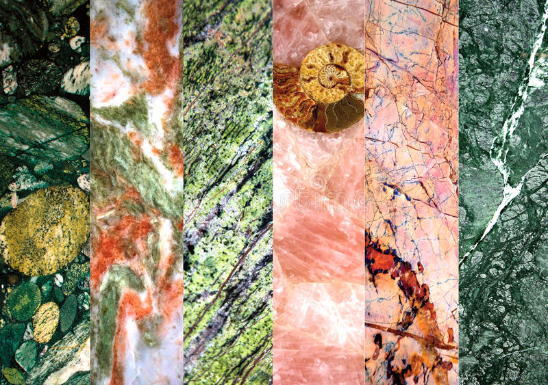 Download Stone collection stock photo. Image of collection, colors - 14402172
