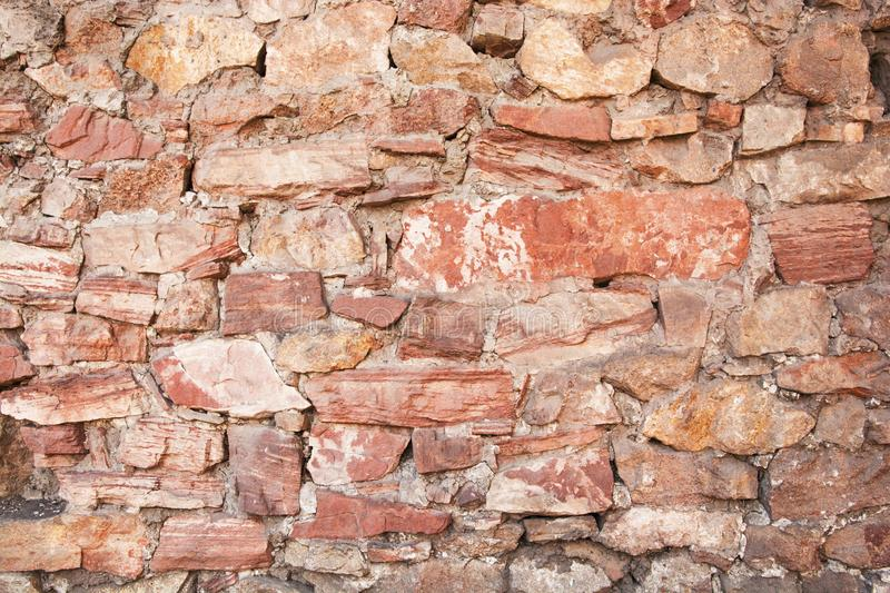 Stone color natural texture background_6810. Colored stone natural texture as background, orange, yellow, red, old, natural texture as background, orange, yellow stock photos