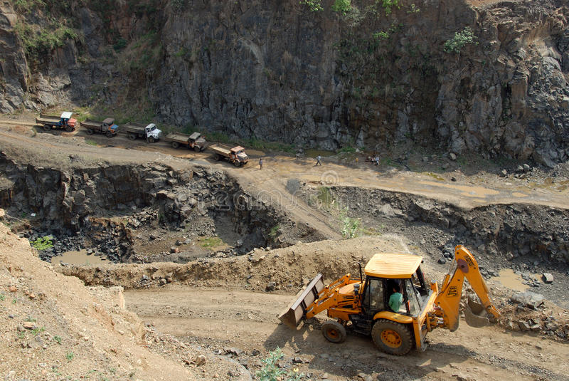 Download Stone crushers in India editorial photo. Image of roads - 20119076