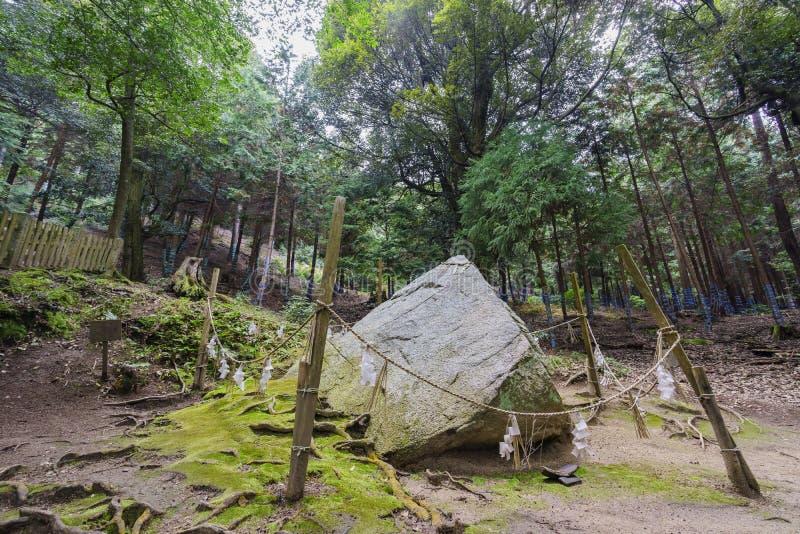 Stone enchantment, η λάρνακα Shirahige στοκ φωτογραφία