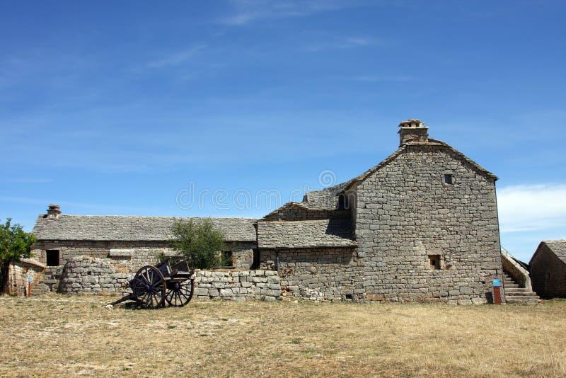 Download Stone farmhouse stock image. Image of farmhouse, stone - 12111397