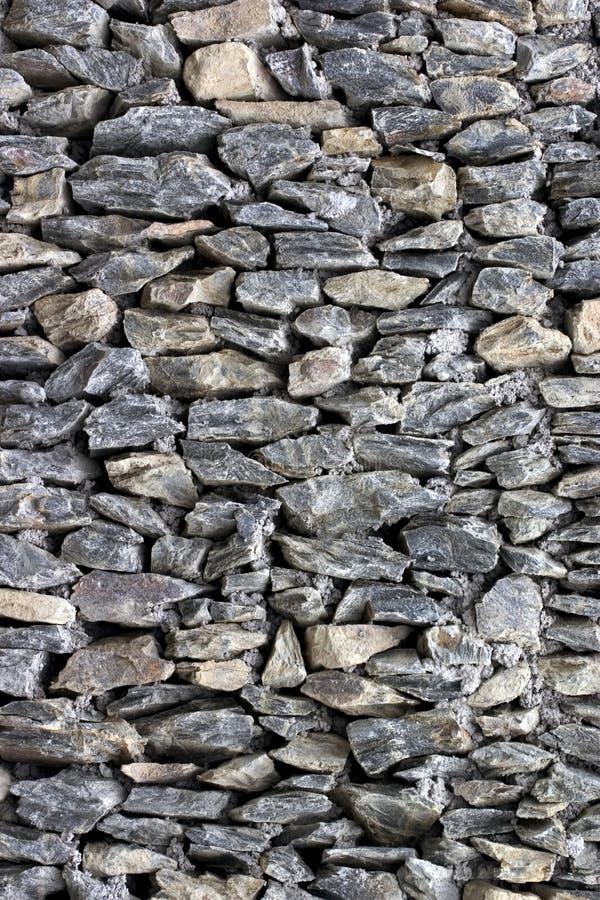 Stone Fence Detail royalty free stock photos