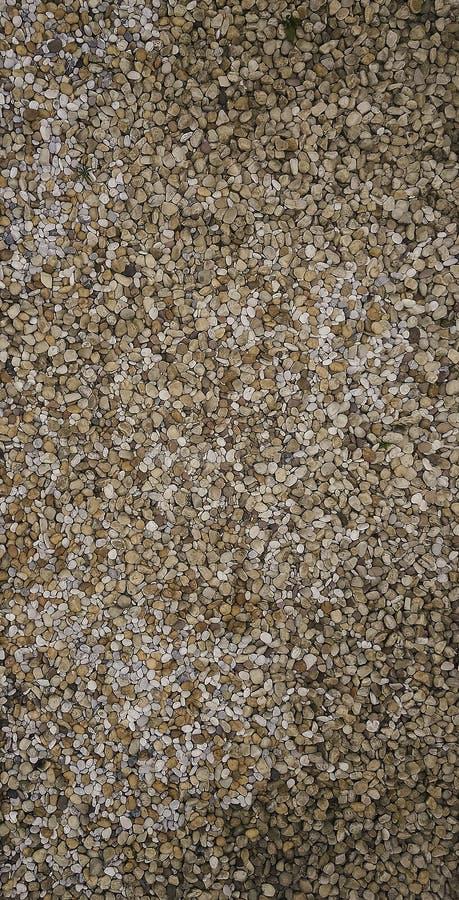 Stone floor in the garden stock photography