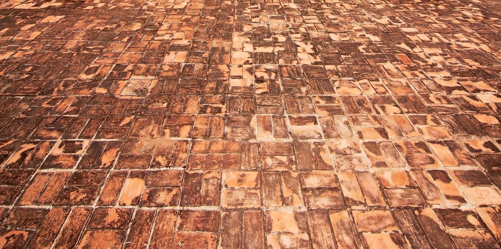 Stone floor pavement for background.  royalty free stock photos
