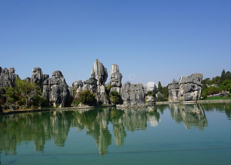 Stone Florest SHILIN. Nature and amazing place stock photos