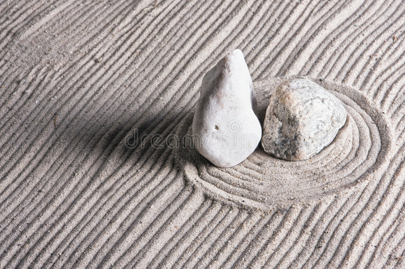 Download Stone garden stock photo. Image of empty, rock, chinese - 3588396