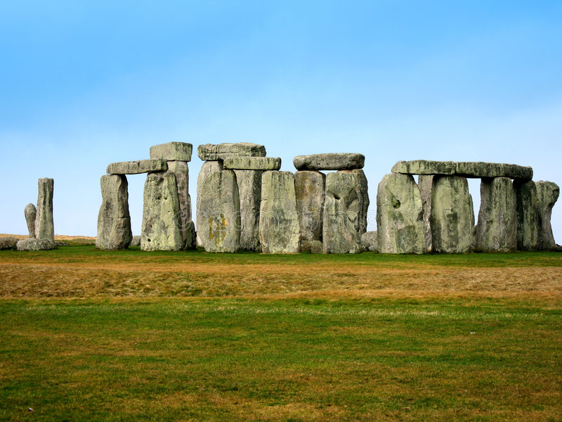 Download Stone Henge Stock Image - Image: 2932861