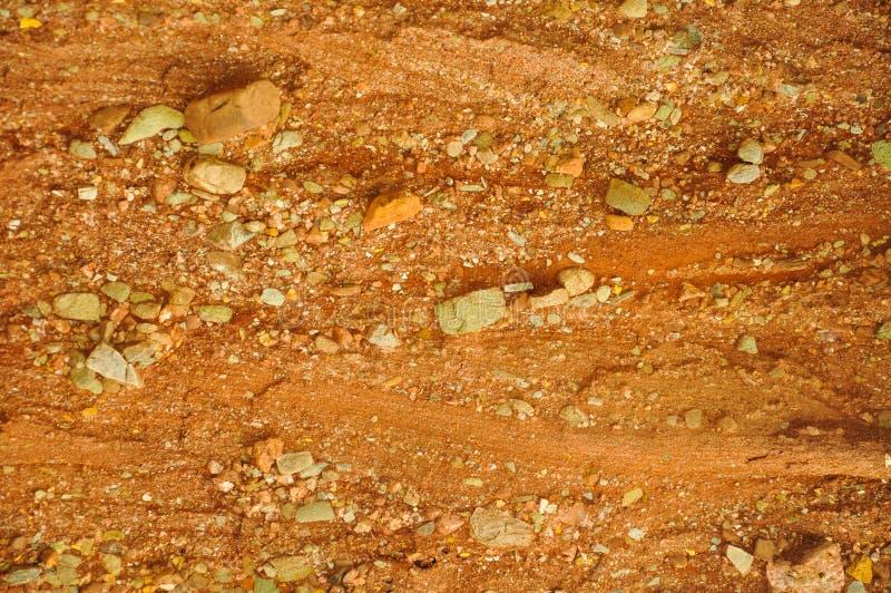 stone Landform texture stock image