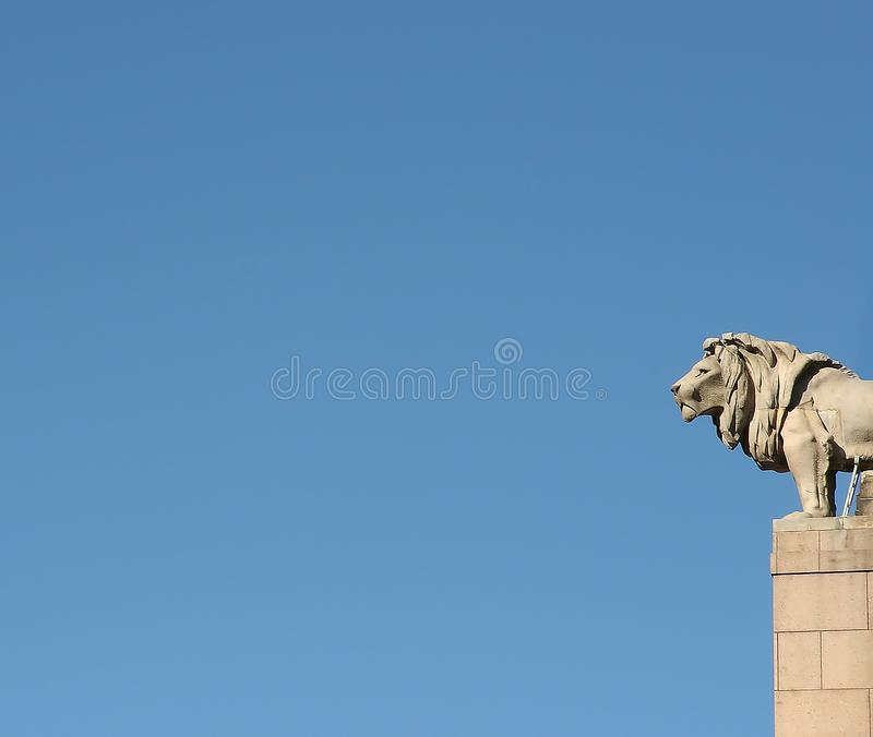 Stone Lion Free Stock Images