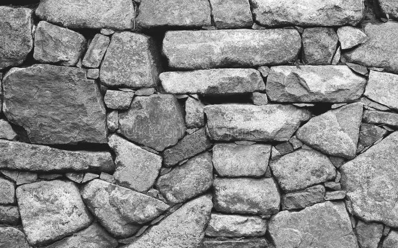 Stone masonry background royalty free stock photo