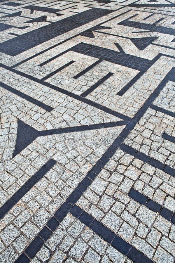 Free Stone Maze Stock Photography - 21157012