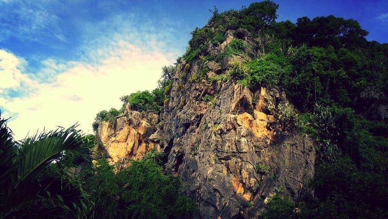 stone Mountain stock photo