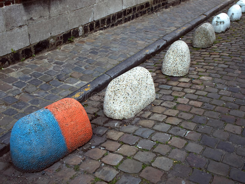 Download Stone path stock photo. Image of color, blue, direction - 23530414