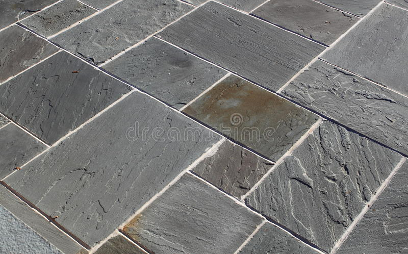 Stone Patio Structure royalty free stock photography