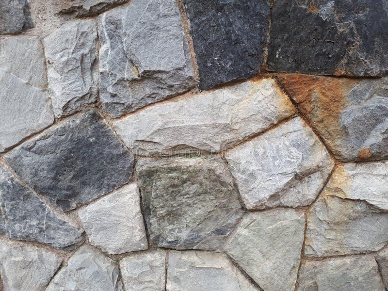 Stone pattern. Stone wall pattern stock photos