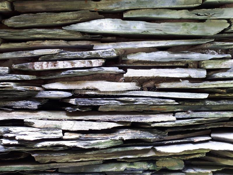 Stone pattern. Stone wall pattern royalty free stock photography