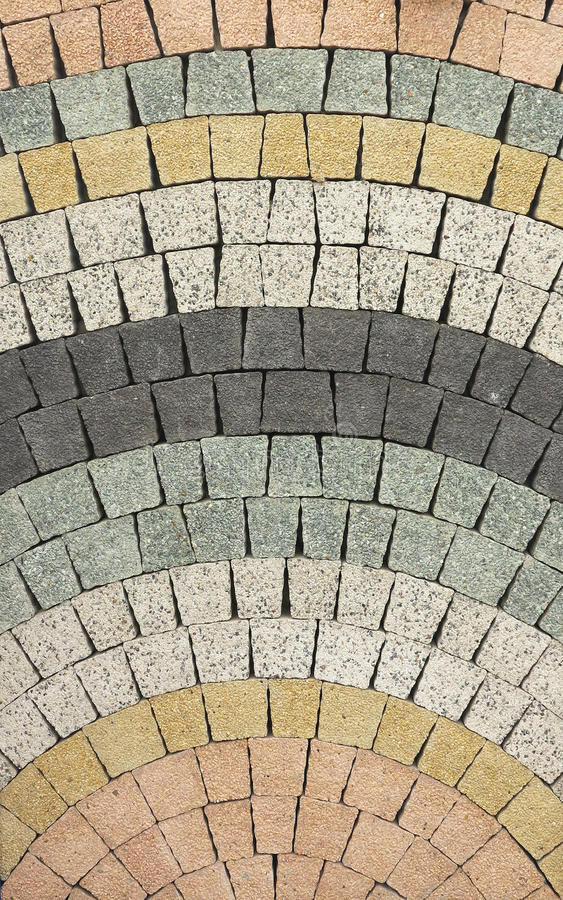 Stone paving texture. Abstract pavement background royalty free stock photos