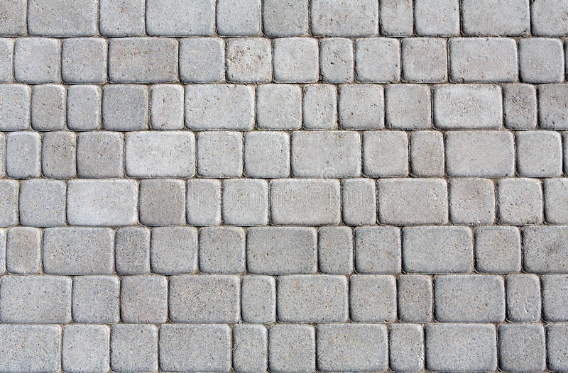 Stone paving texture. Abstract pavement background. stock photography