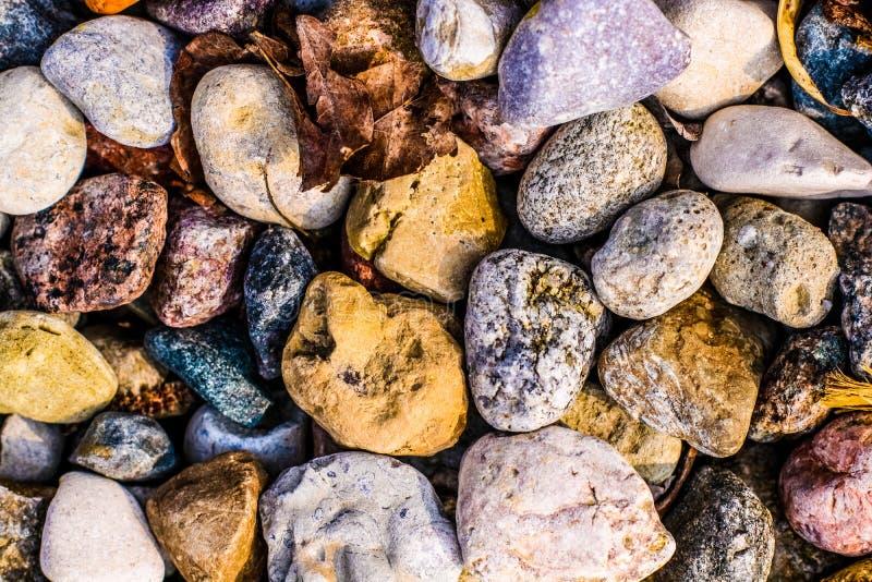 Stone pebbles background texture, landscape architecture. Landscape architecture, interior design and nature elements concept - Stone pebbles background texture royalty free stock photos