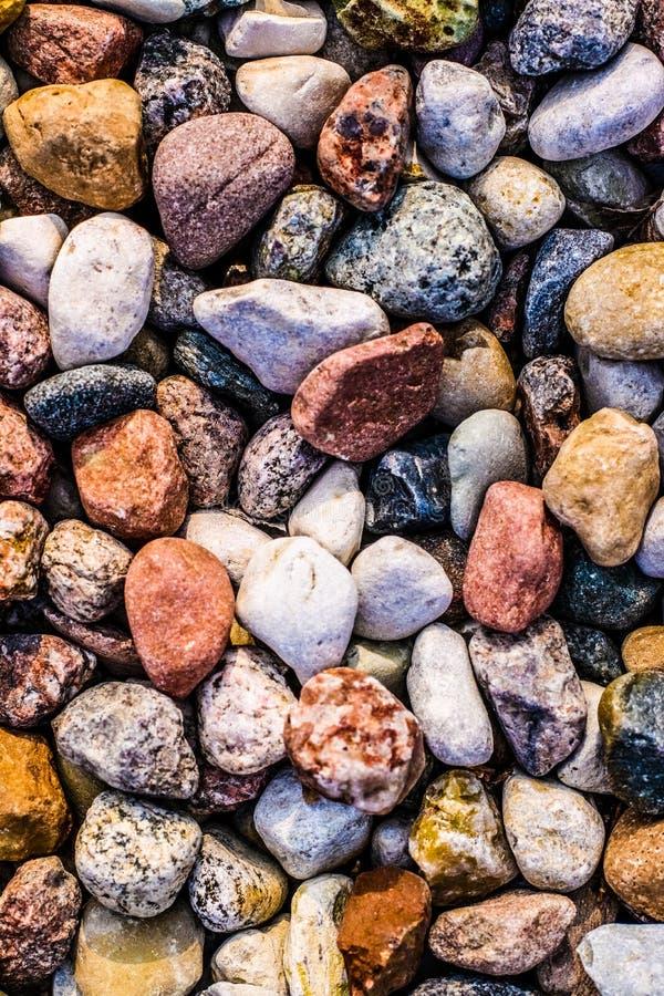 Stone pebbles background texture, landscape architecture. Landscape architecture, interior design and nature elements concept - Stone pebbles background texture stock images