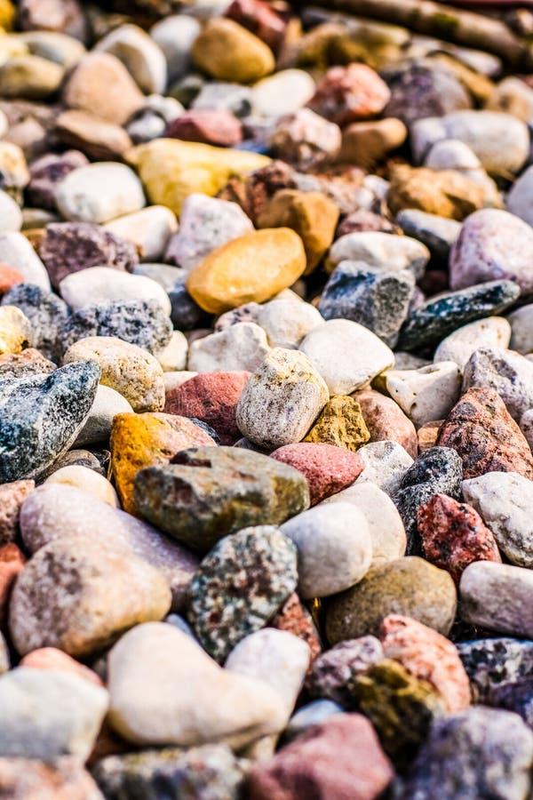 Stone pebbles background texture, landscape architecture. Landscape architecture, interior design and nature elements concept - Stone pebbles background texture stock photography