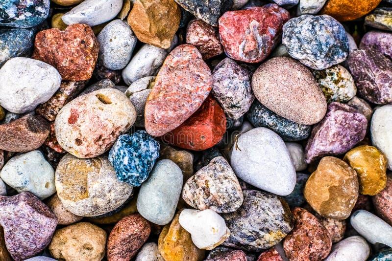 Stone pebbles background texture, landscape architecture. Landscape architecture, interior design and nature elements concept - Stone pebbles background texture stock photos