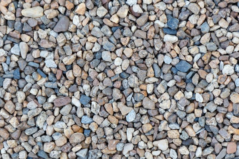 Stone pebbles texture or stone pebbles background. stone pebbles for interior exterior decoration design. stock photography