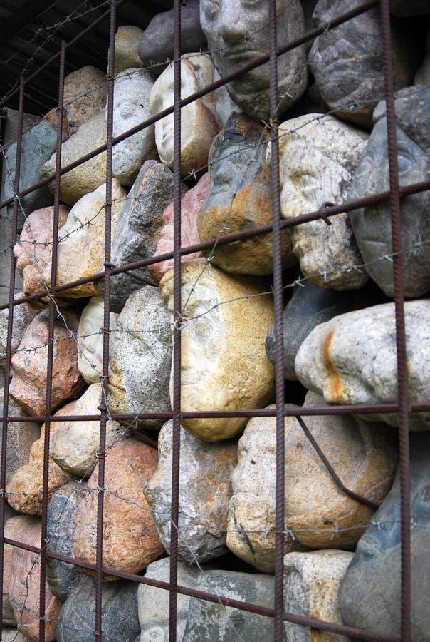 Stone sculpture composition by E. Chubarov