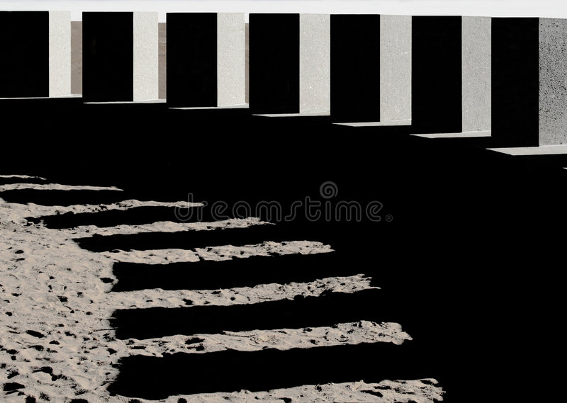 Download Stone shadows stock image. Image of gravestone, light, limit - 251667